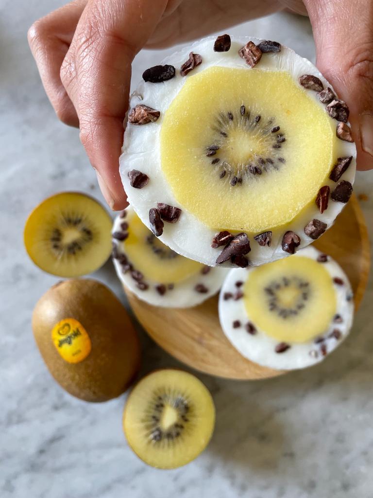 mini-cake - kiwi